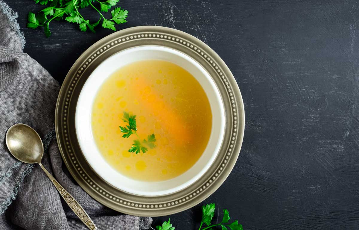 Emily Casey ND - naturopath - bone broth