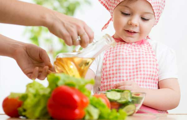 Emily Casey ND - naturopath Toronto - nutrition - involve your children in food prep