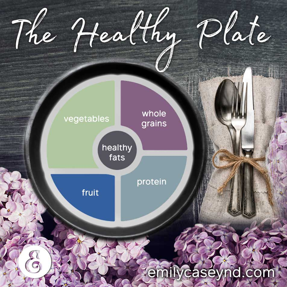 Emily Casey ND - naturopath Toronto - Healthy Plate
