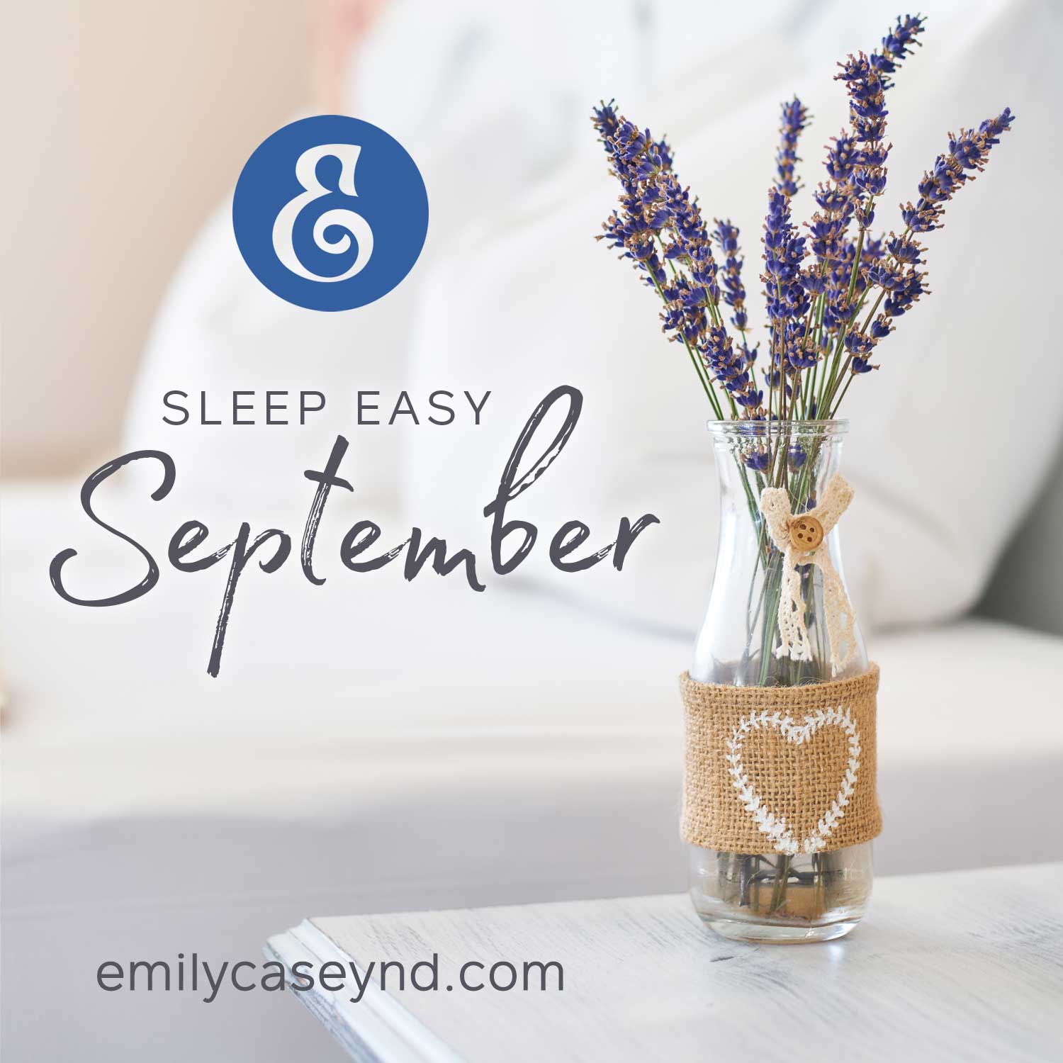 Emily Casey ND - naturopath Toronto - Good Sleep
