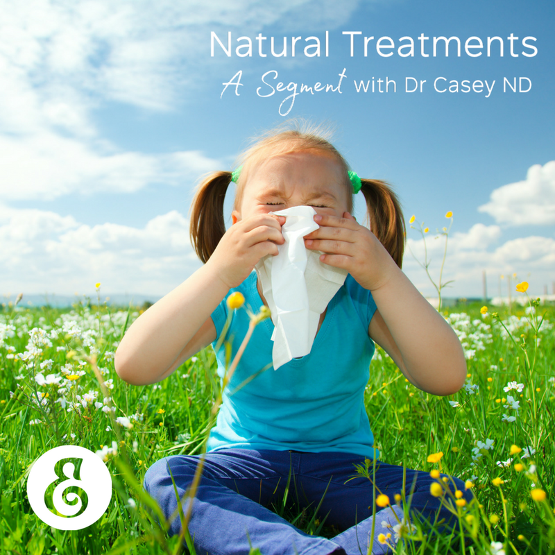 seasonal allergies treatments kids
